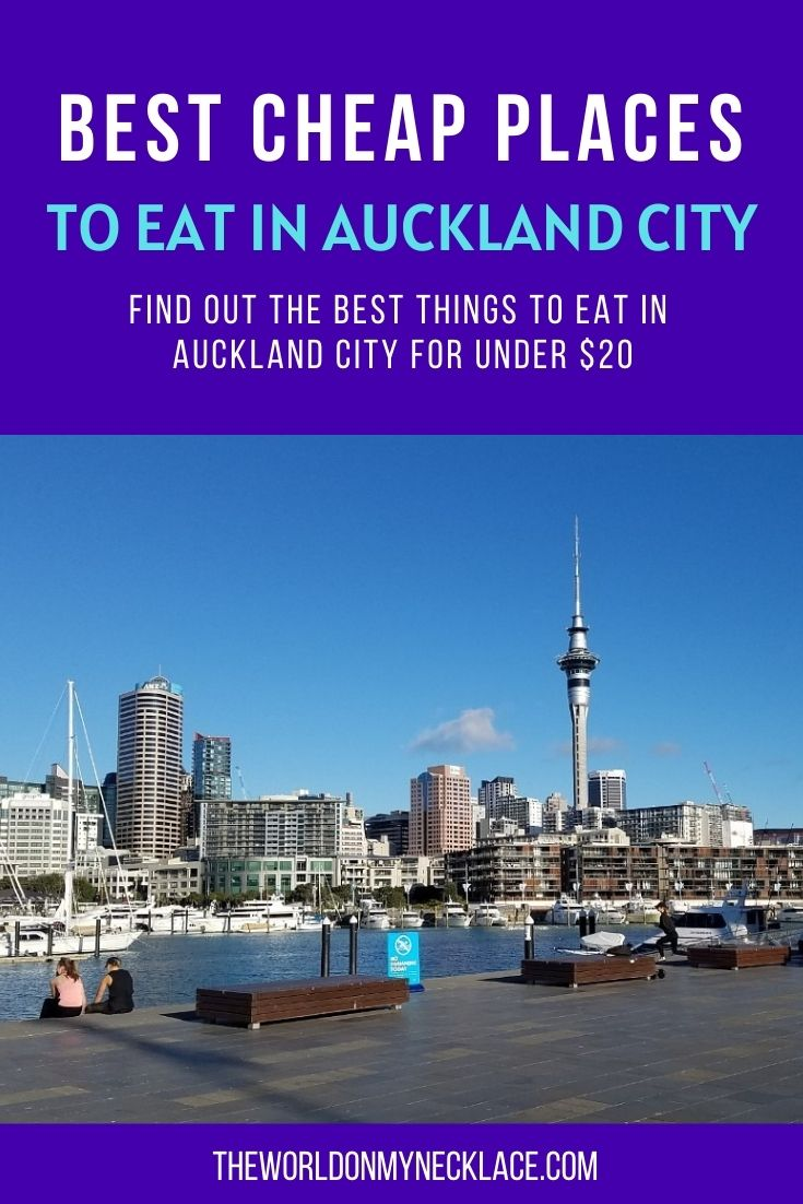 Best Cheap Places to Eat in Auckland City