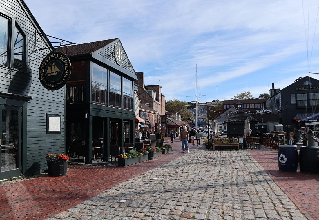 Newport in Rhode Island