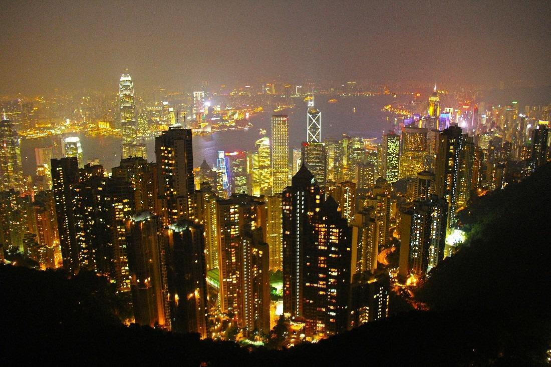 6 month travel itinerary - Hong Kong