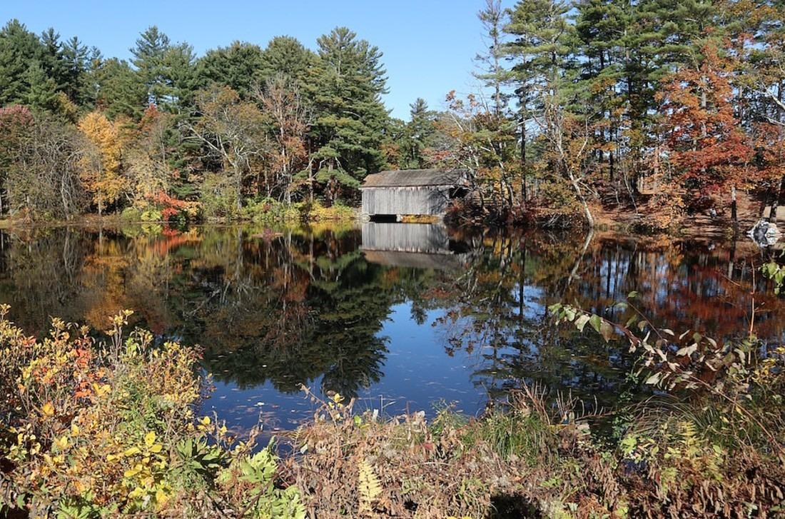 Old Sturbridge Village in Massachusetts