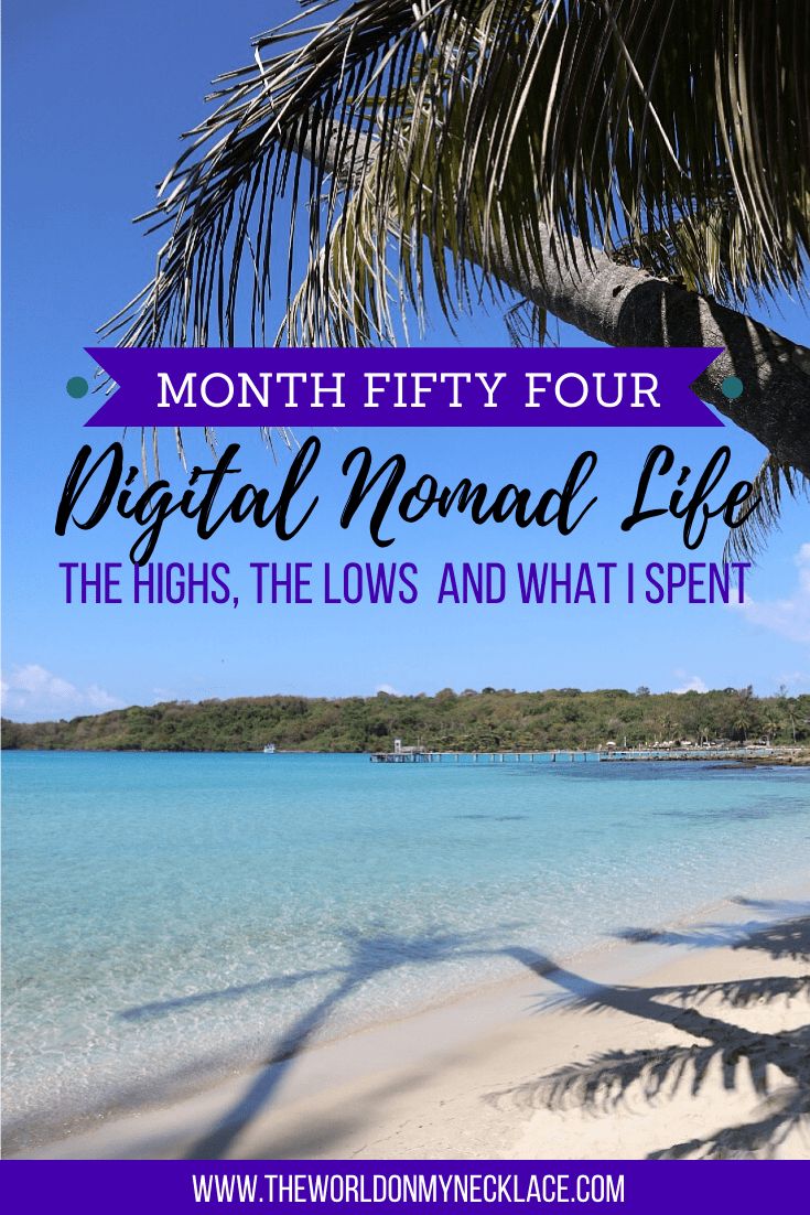 Digital Nomad Life: Month Fifty Four