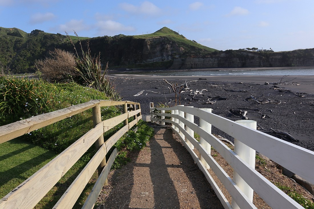 Roadtripping in Taranaki was a 2019 travel highlight