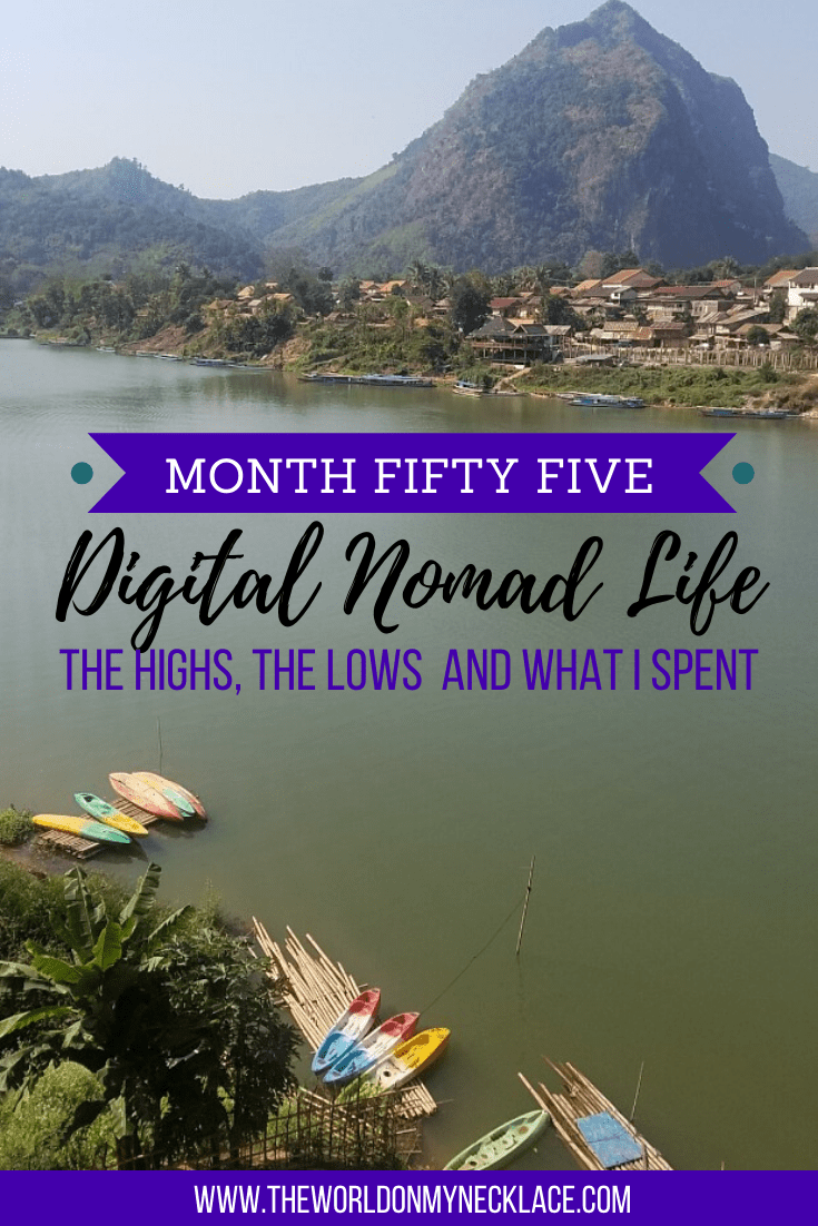 Digital Nomad Life: Month Fifty Five