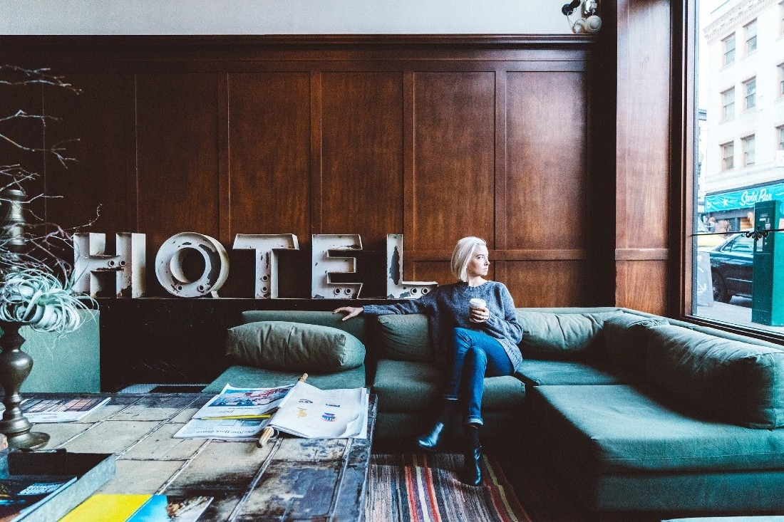 Book hotels when you are traveling on a budget
