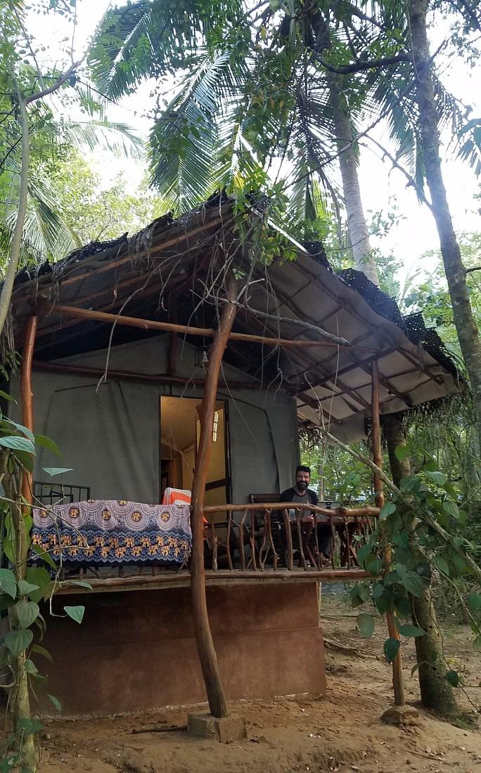Safari Tent in Udawalawe
