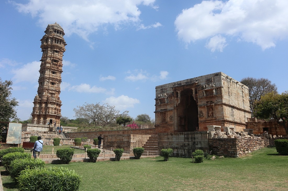 Chittorgarh Fort - the best fort in Rajasthan