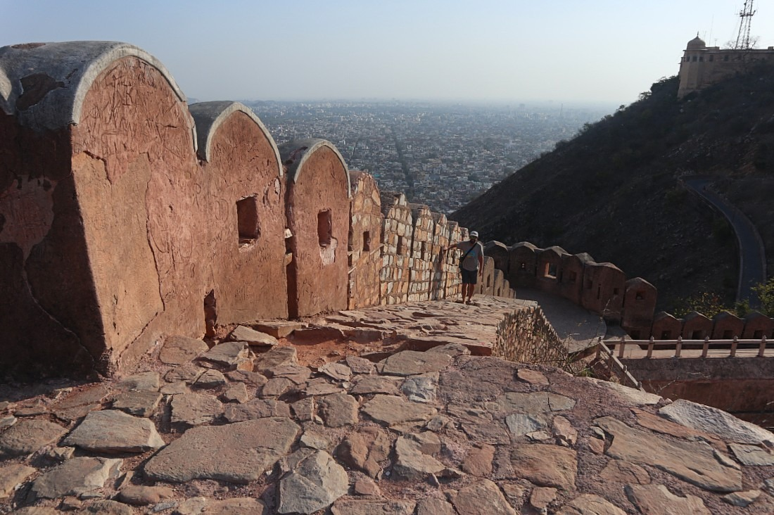 Naigarh - a Rajasthan Fort in Jaipur