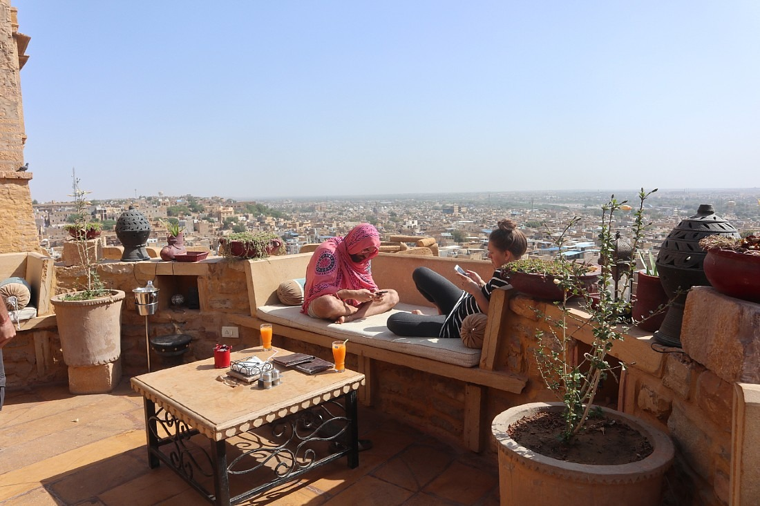 Our Jaisalmer accommodation