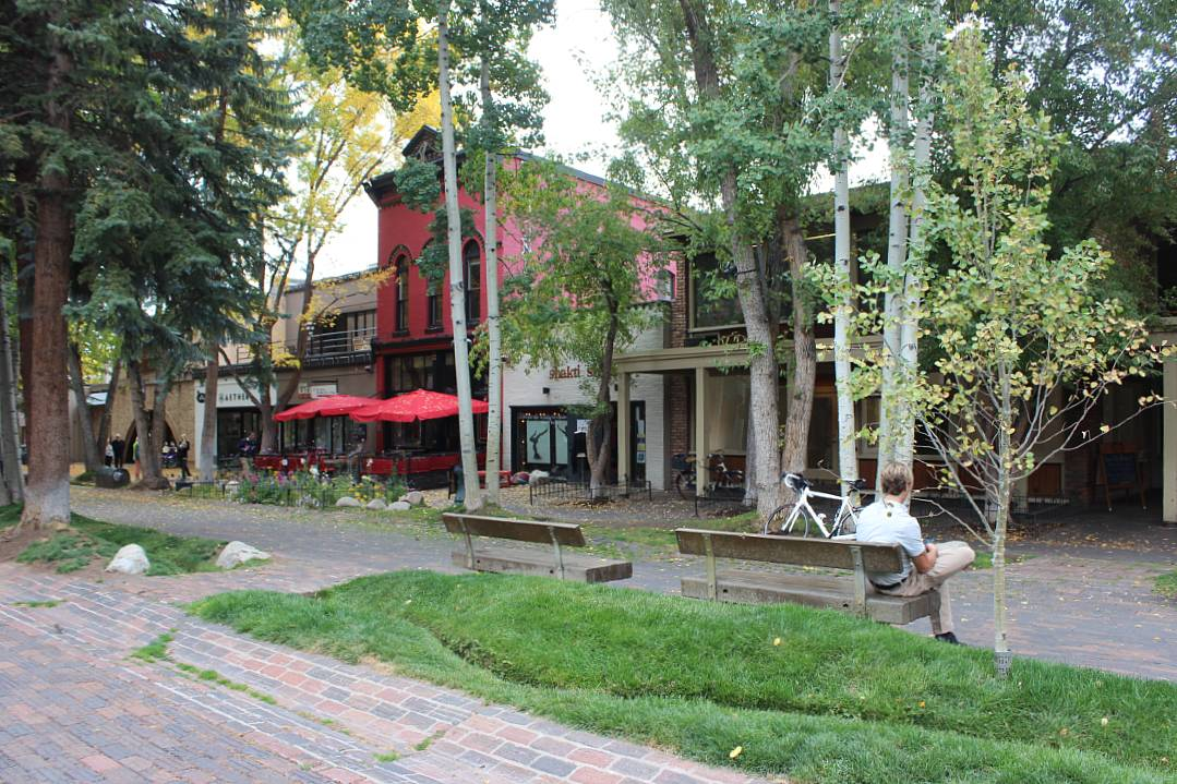 Downtown Aspen, Colorado