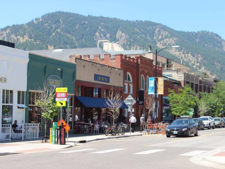 Visit Boulder on a Colorado Road Trip