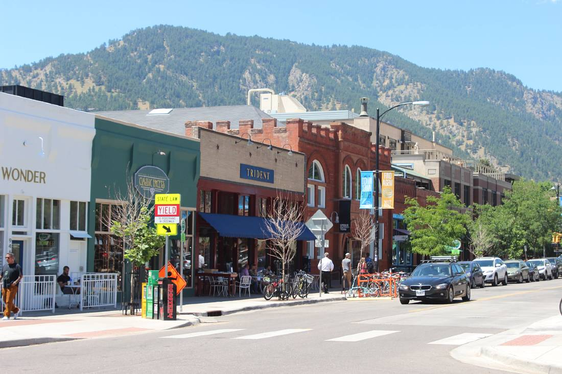 Visit Boulder on a Colorado Road Trip