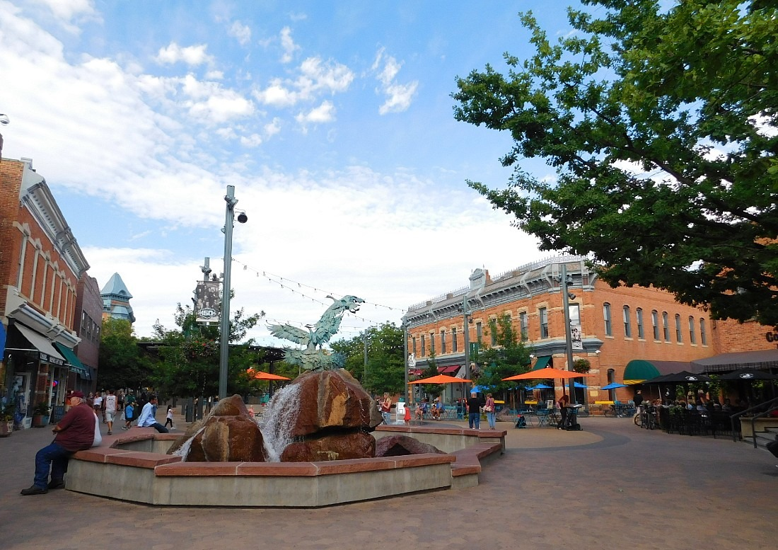 Visit Fort Collins on one of the best road trips from Denver