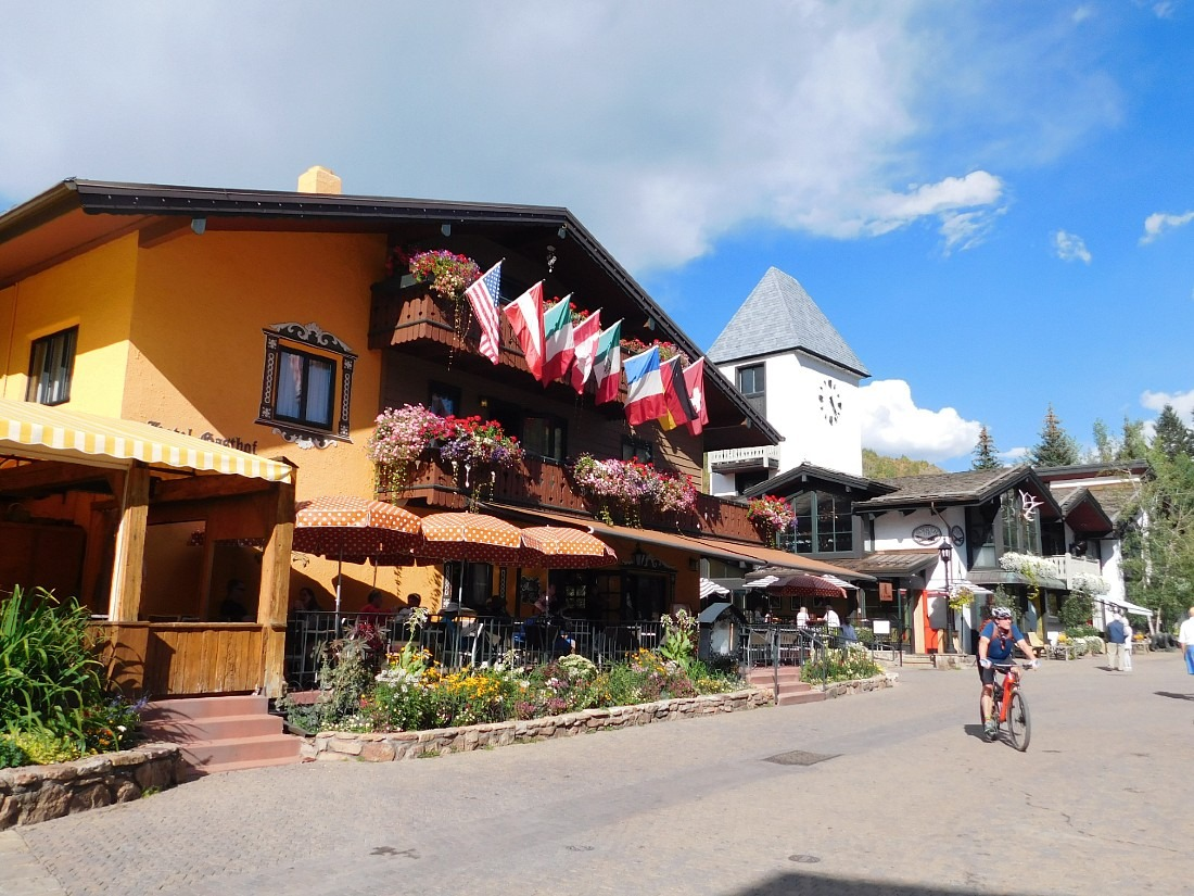 Explore Vail in summer
