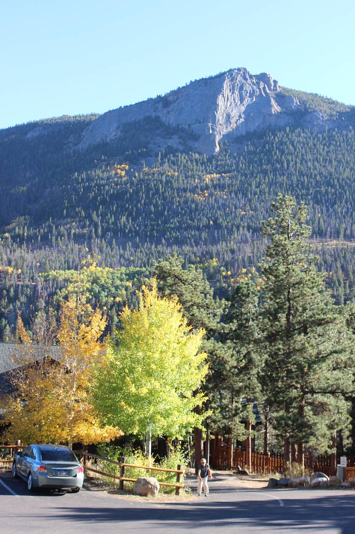 Visit Estes Park in Fall on a Colorado Road Trip