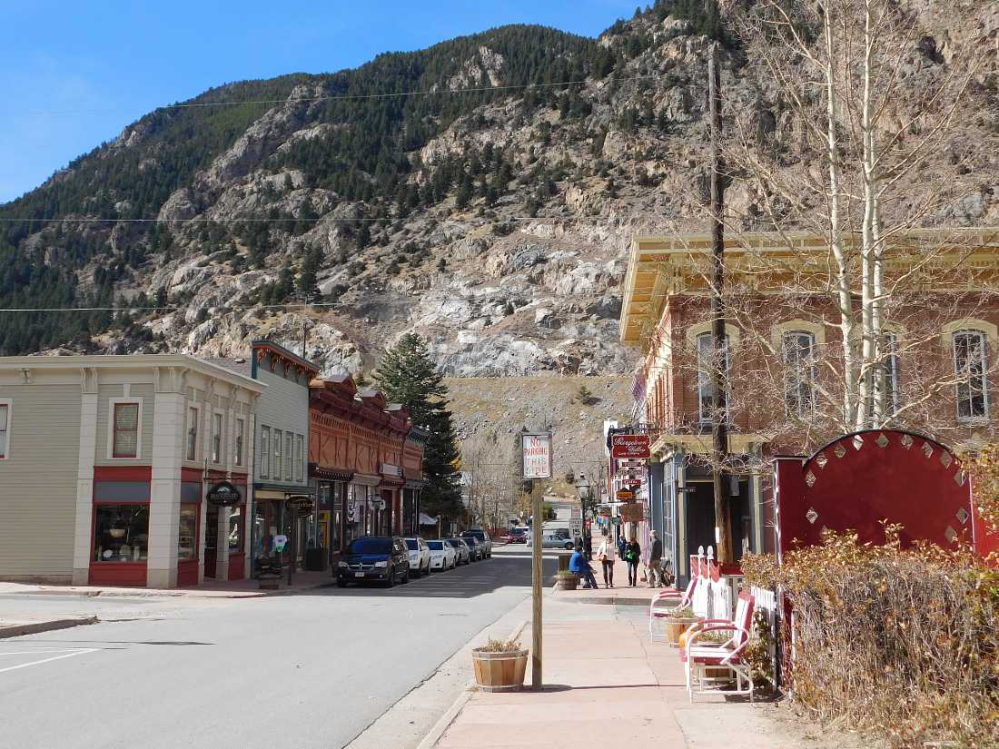 Add Georgetown to your Colorado Road Trip