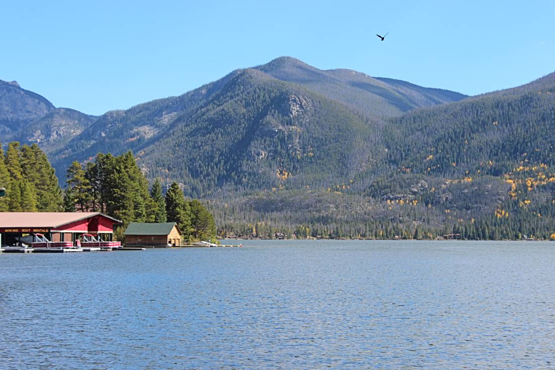 Grand Lake in Colorado