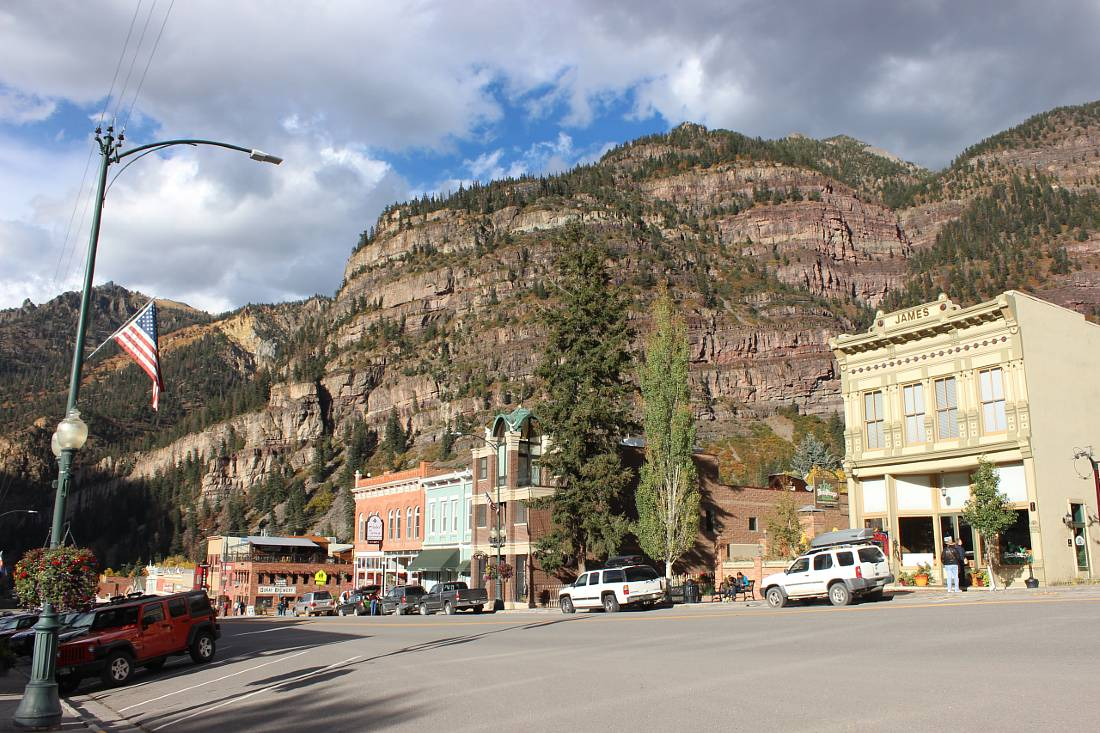 Visit Ouray on a Colorado Road Trip