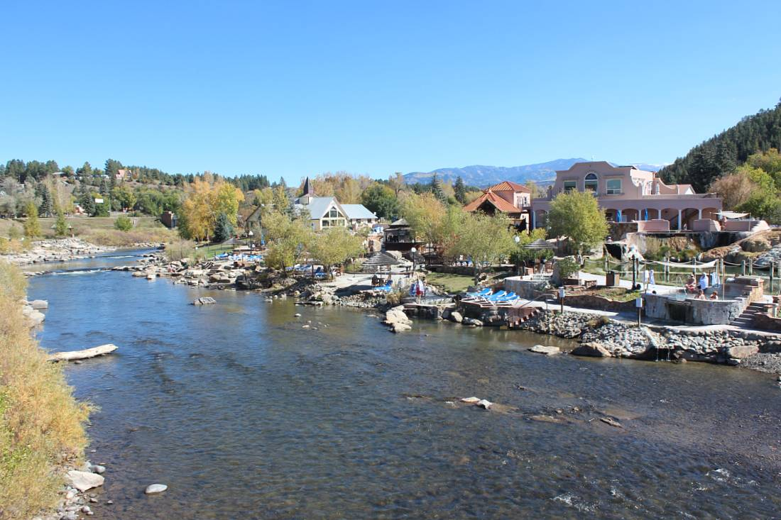 Add Pagosa Springs to your Colorado Itinerary