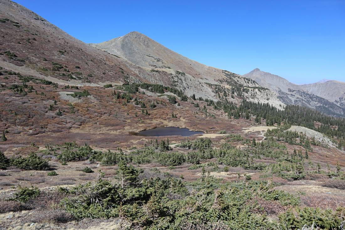 Hike to Ptarmigan Lake near Salida on a Colorado Road Trip