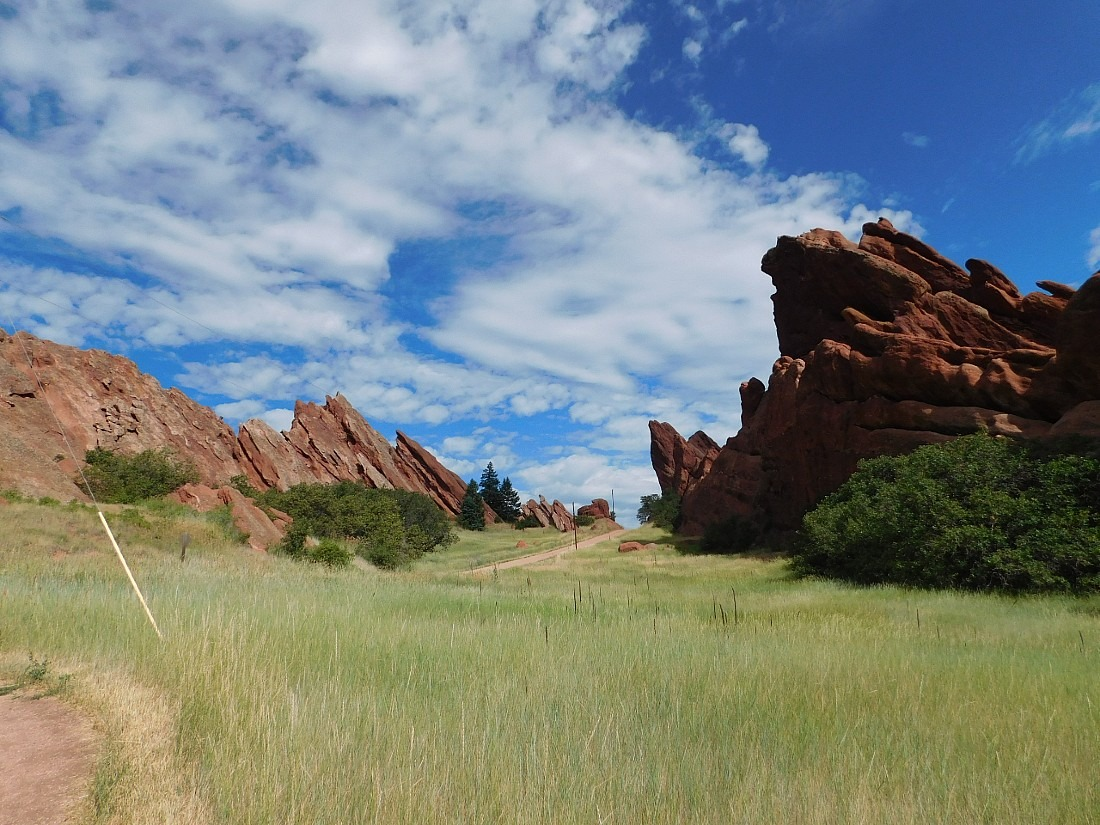 Visiting Roxborough State Park is one of many great road trips from Denver