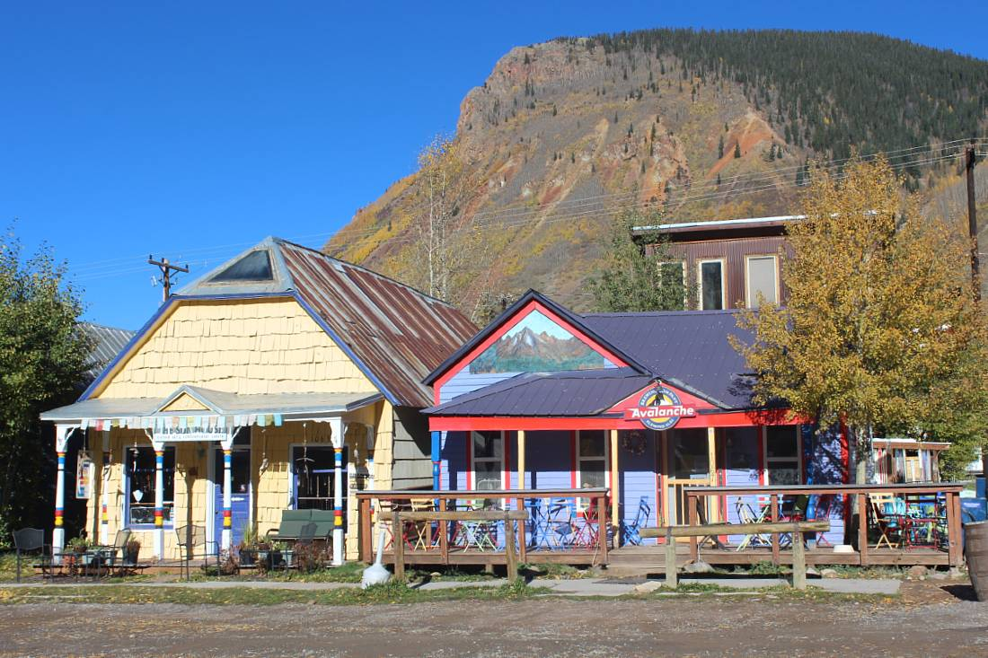 Visit Silverton on a Colorado Road Trip