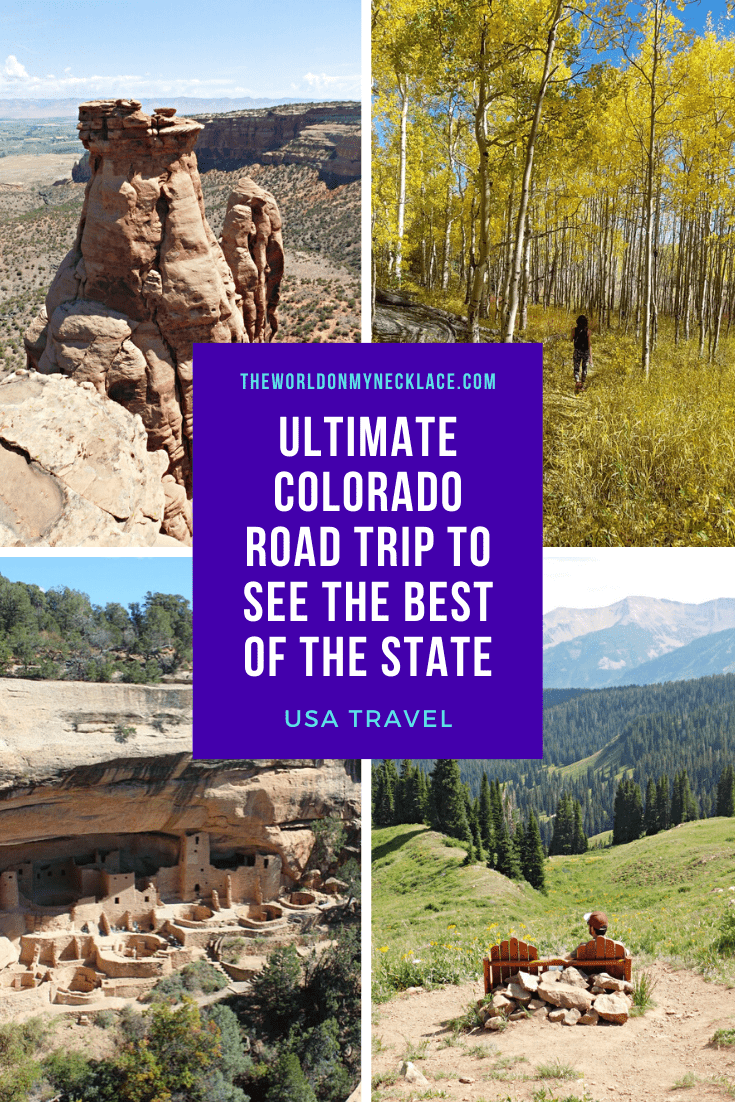 Ultimate Colorado Itinerary for an Epic Road Trip