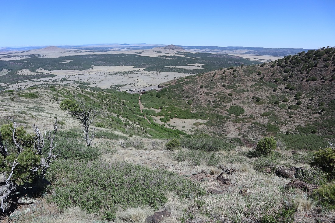 Capulin Volcano National Monument in New Mexico