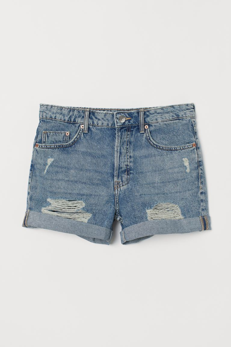 Consider adding jean shorts that have good coverage to your Sri Lanka Packing List