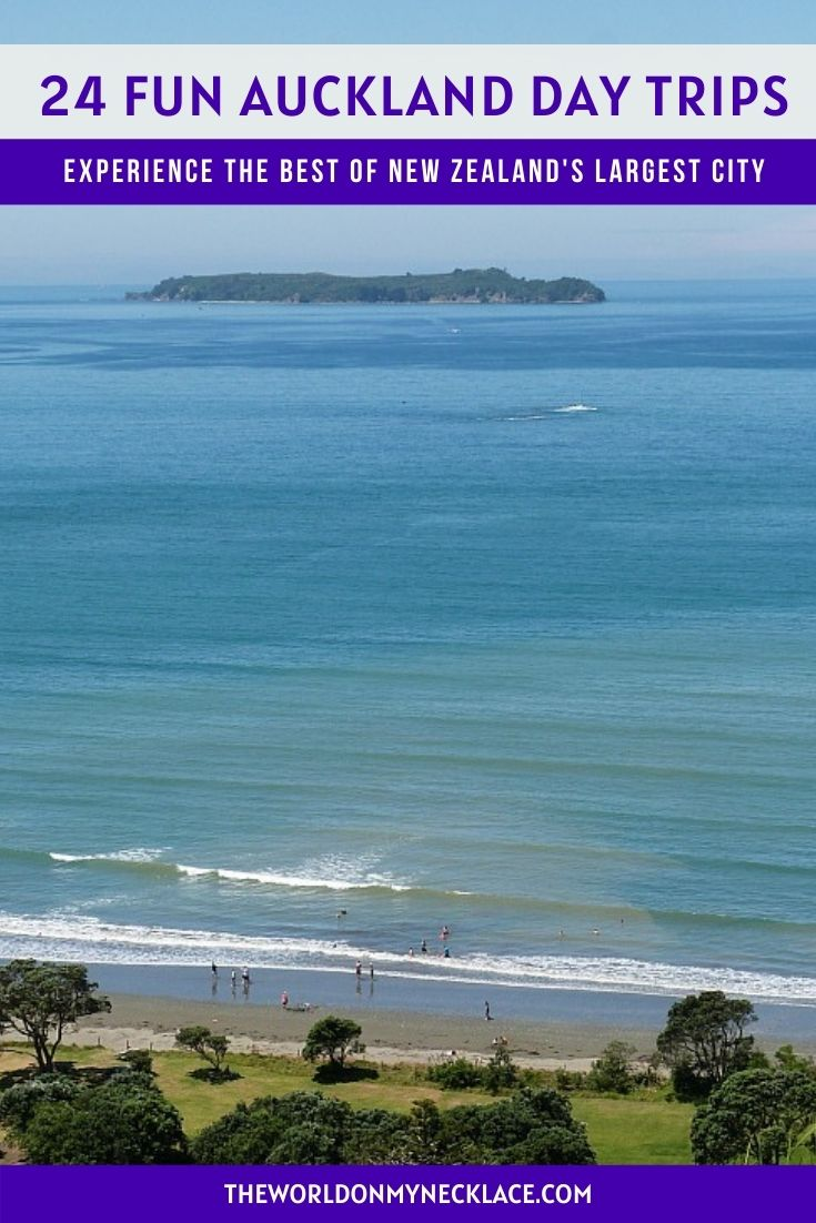 24 Fun Auckland Day Trips