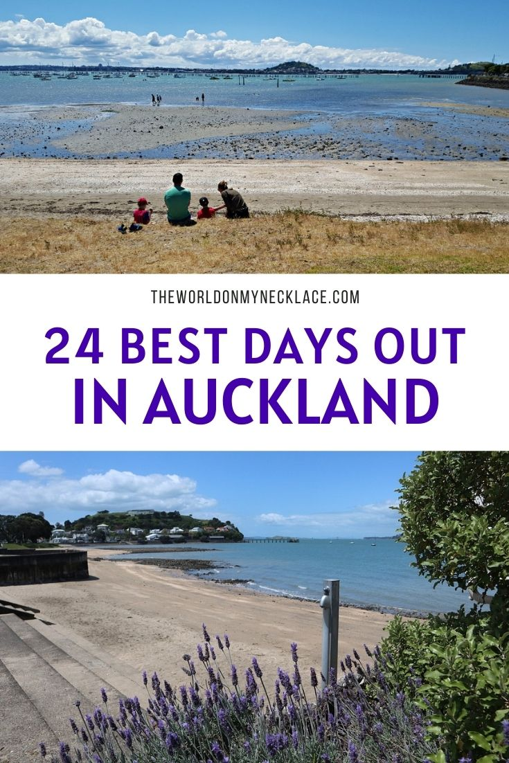 24 Best Auckland Day Trips