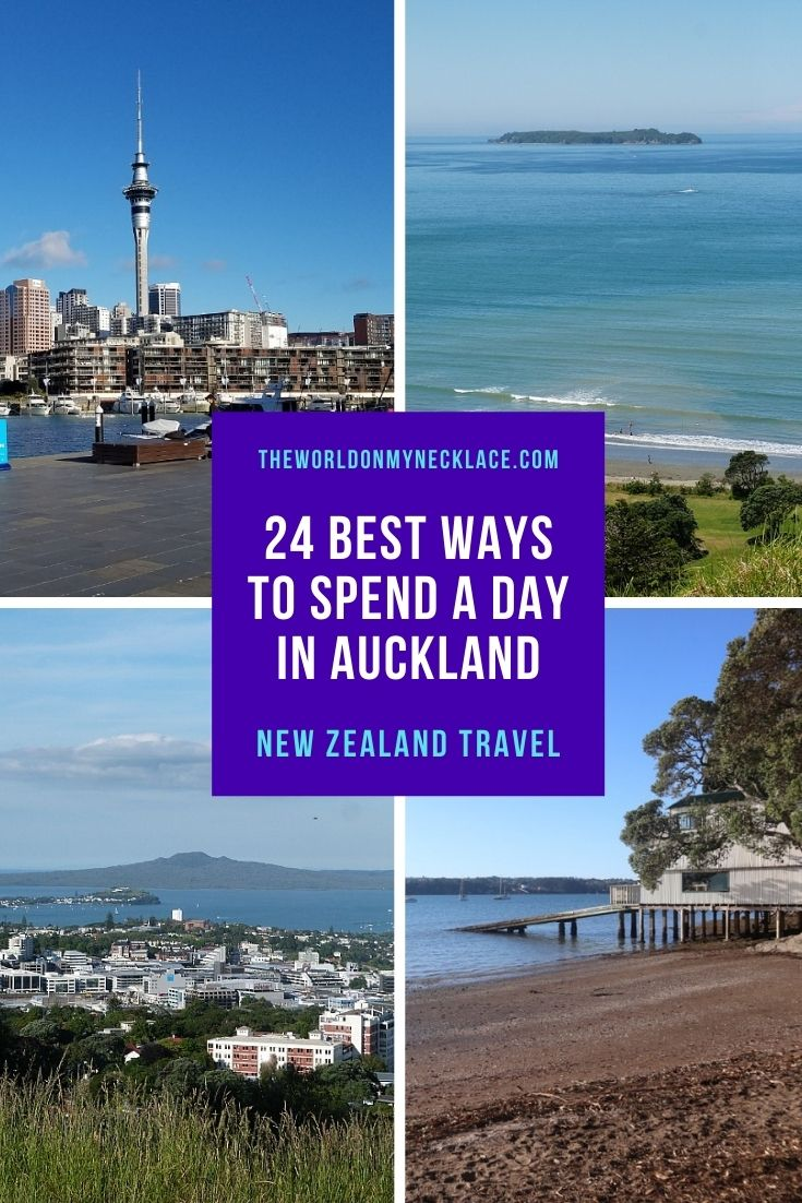 24 Fun Places To Go in Auckland