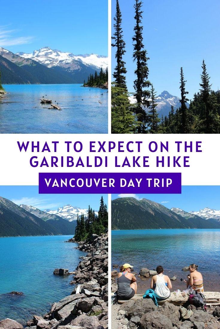 What to Expect on the Garibaldi Lake Hike