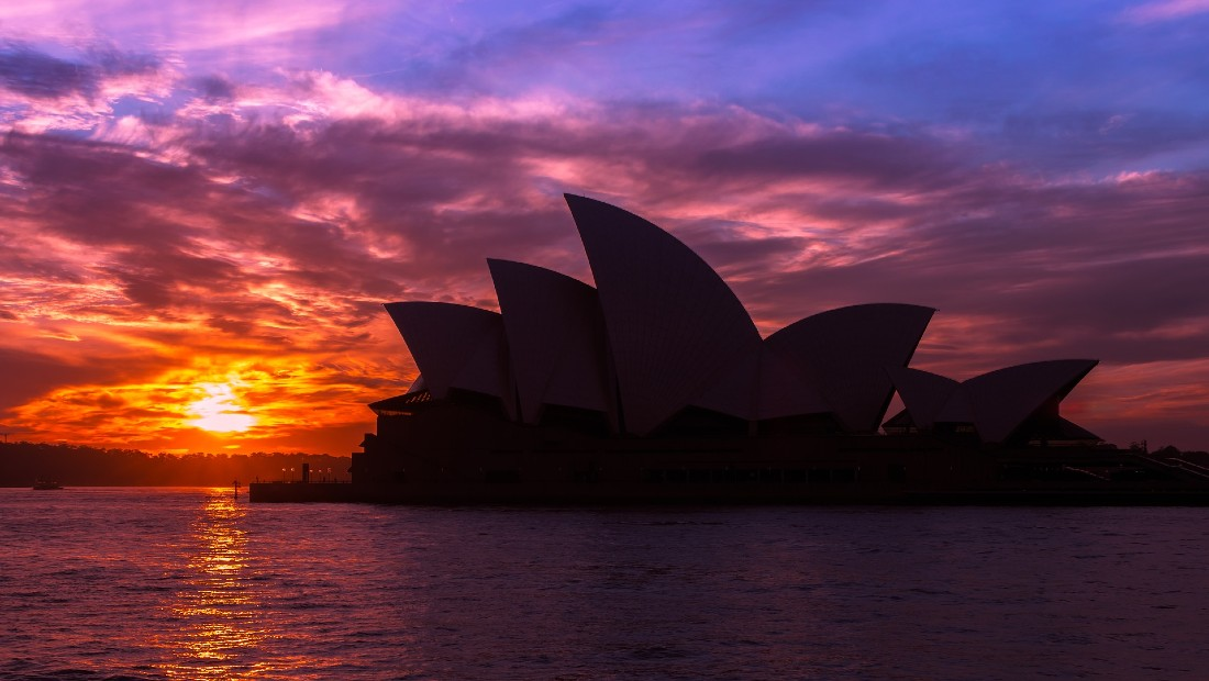 Returning home to Australia