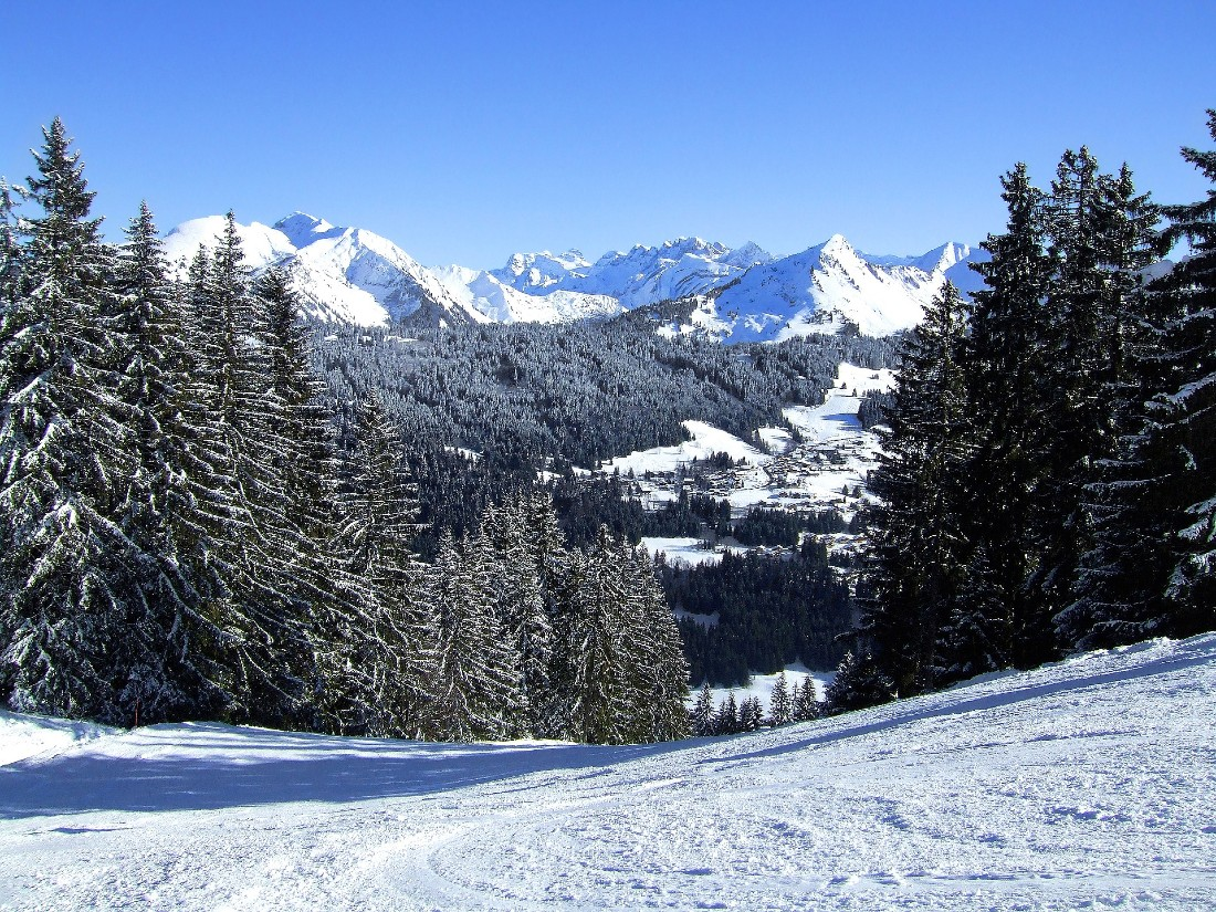 Visit Morzine on a French Alps Skiing Vacation