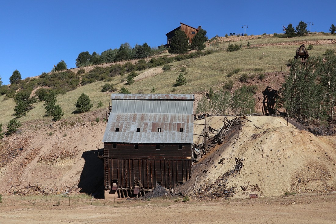 Old Mine Near Cripple Creek