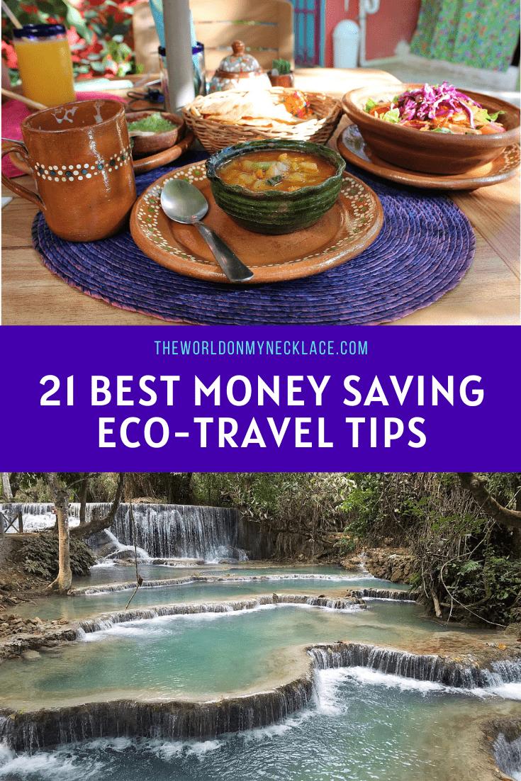 21 Best Money Saving Eco-Travel Tips