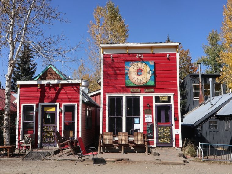 Butte Bagels in Crested Butte