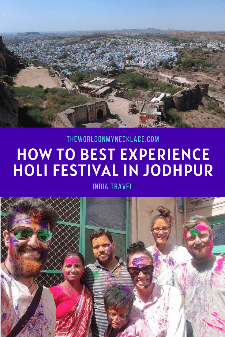 How to Best Experience Jodhpur Holi Festival