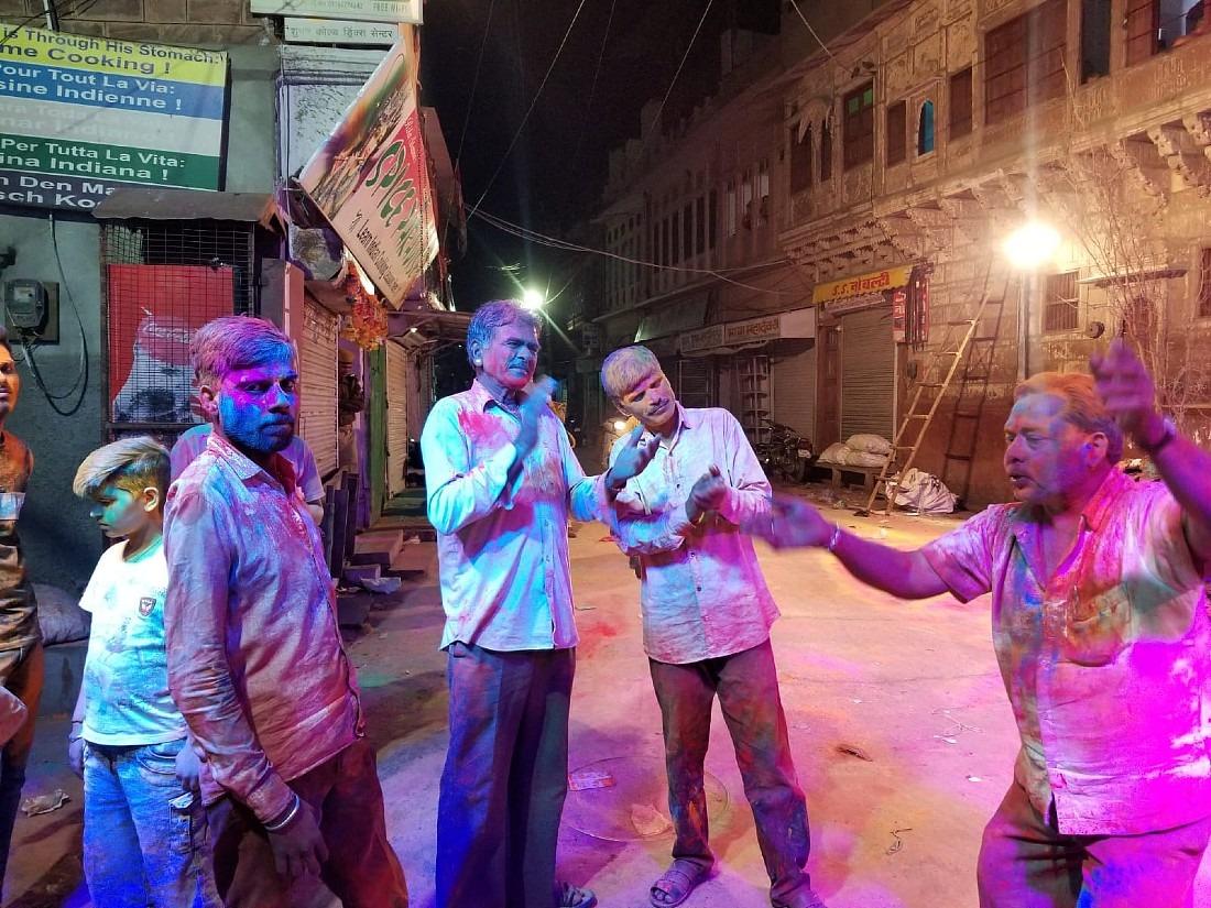 Jodhpur Holi Merriment