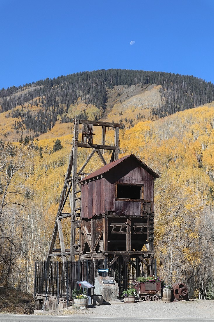 Old Gold Mine in Rico