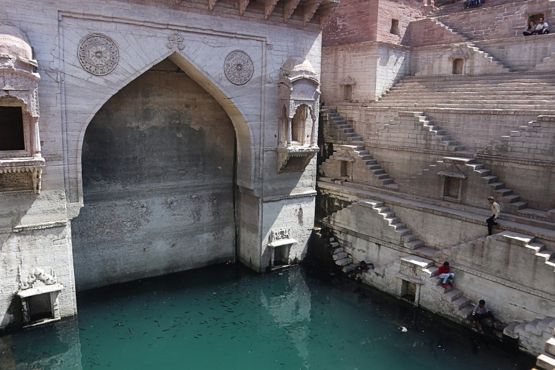 Stepwell in Jodhpur