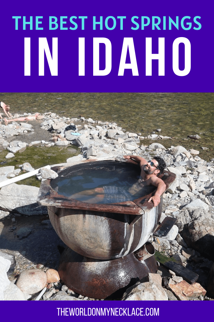 The Best Hot Springs in Idaho