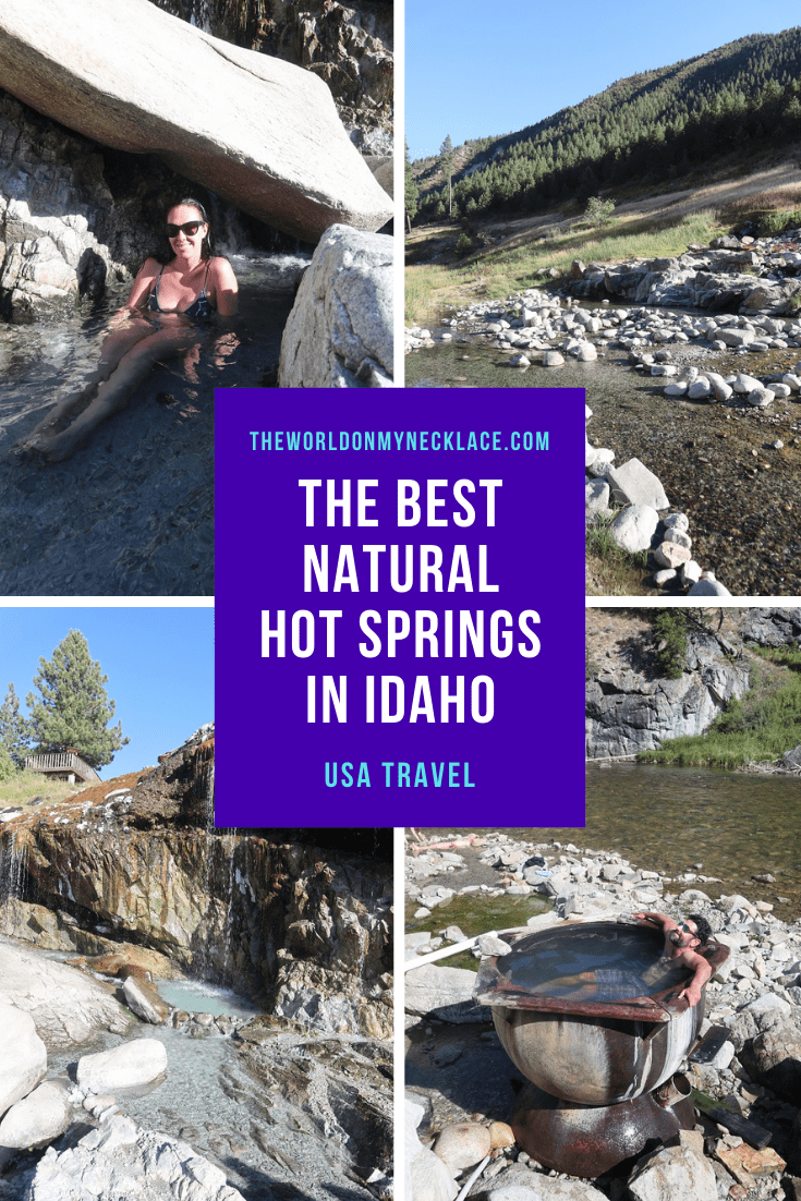 The Best Natural Hot Springs in Idaho