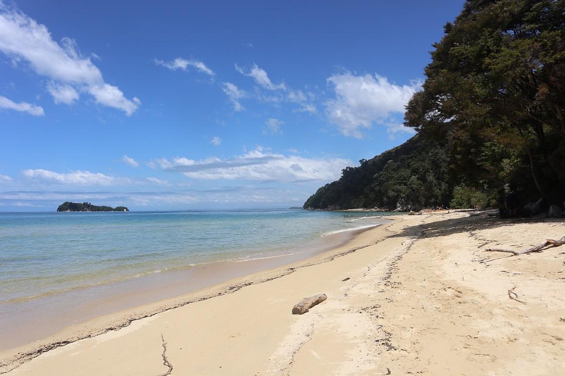 Abel Tasman National Park beach