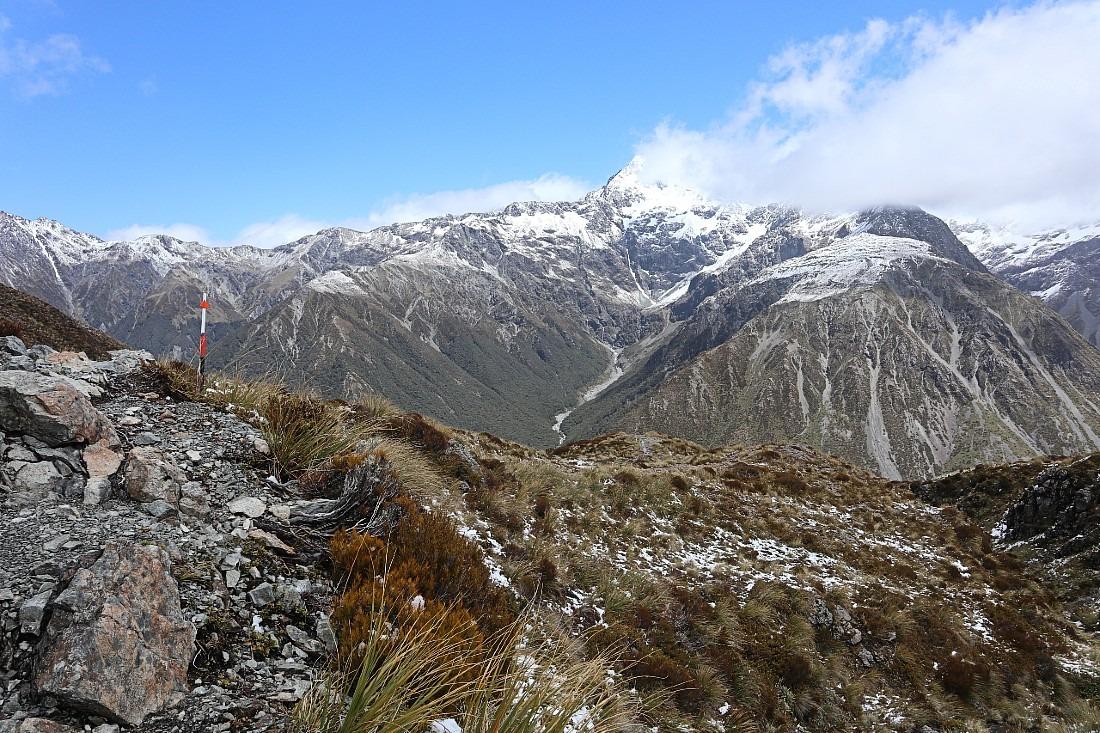 Temple Basic Hike in Arthurs Pass National Park