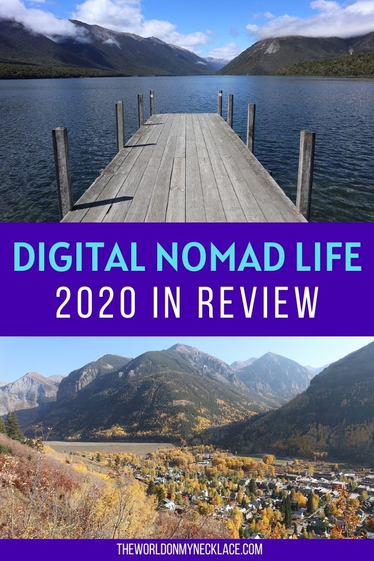 Digital Nomad Life: 2020 in Review