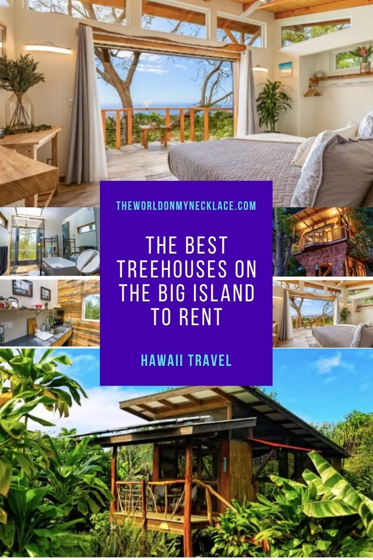 The Best Tree Houses in Hawaii to Rent
