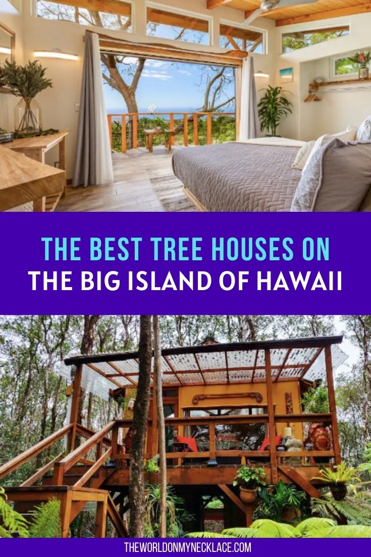 The Best Tree Houses in Hawaii