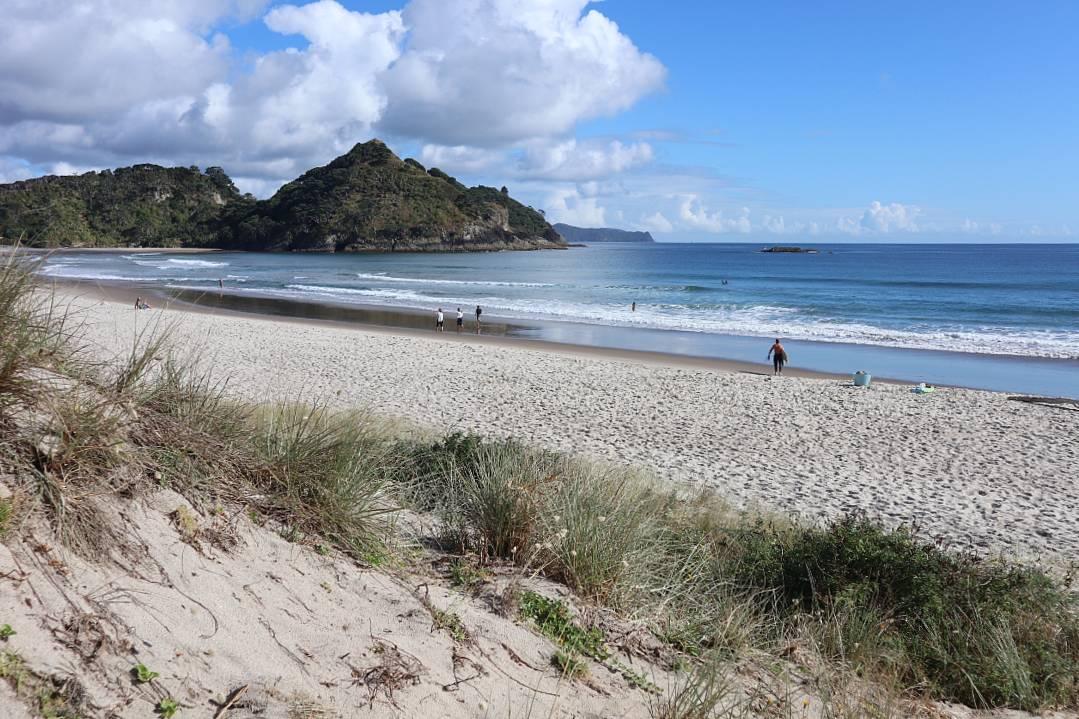 Medlands Beach on Great Barrier