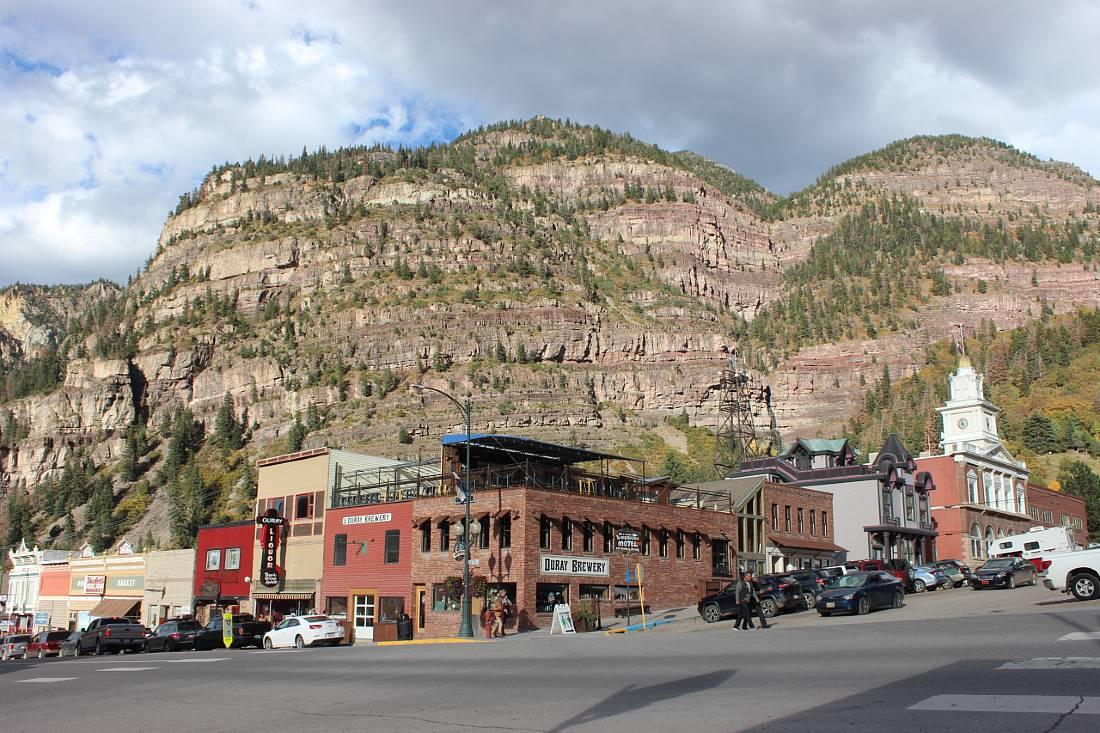 Ouray in Colorado